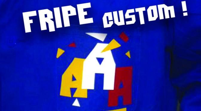 Visuel Fripe Custom site